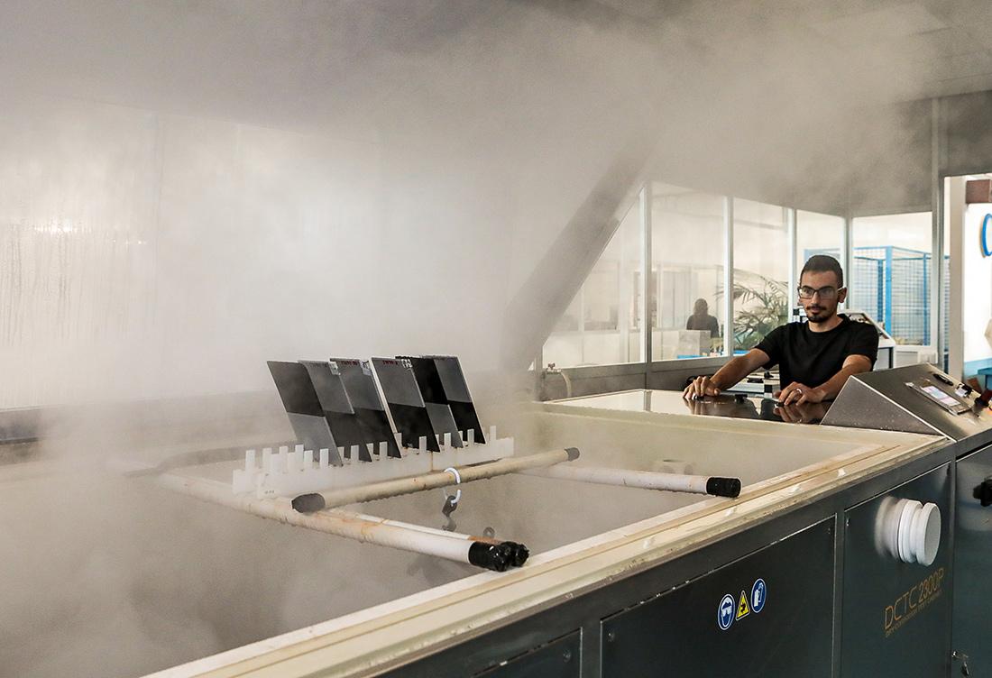 NebSal - Camera di Nebbia Salina